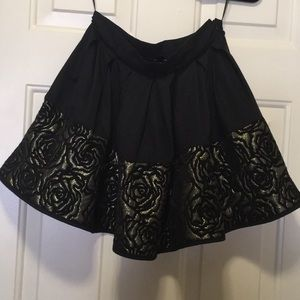 Double Zero, Career/occasion skirt.